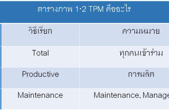 TPM-คืออะไร