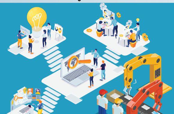 1การกำหนดนโยบายพื้นฐานและเป้าหมายไปสู่ TPM for SME